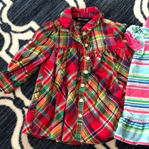 9 Month Ralph Lauren Dresses